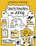 Cover-Bild zu Sketchnotes im Alltag von Künzel, Heidrun