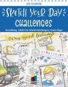 Cover-Bild zu Sketch Your Day Challenges von Pluntke, Ute
