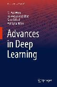 Cover-Bild zu Advances in Deep Learning (eBook) von Khan, Asif Iqbal