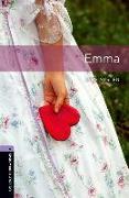 Cover-Bild zu Austen, Jane: Oxford Bookworms Library: Level 4:: Emma