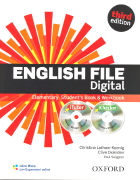 Cover-Bild zu English File Digital. Third Edition. Elementary. Student's Pack with key von Latham-Koenig, Christina