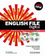 Cover-Bild zu English File Digital. Third Edition. Elementary. Student's Pack without key von Latham-Koenig, Christina