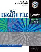 Cover-Bild zu Pre-Intermediate: New English File: Pre-intermediate: MultiPACK A - New English File von Oxenden, Clive