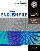 Cover-Bild zu Pre-Intermediate: New English File: Pre-intermediate: MultiPACK B - New English File von Oxenden, Clive
