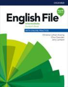 Cover-Bild zu English File. Fourth Edition. Intermediate. Student's Book with Online Practice and German Wordlist von Latham-König, Christina