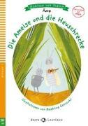 Cover-Bild zu Äsop: Die Ameise und die Heuschrecke. Buch und mit Mulitmediainhalten via ELI Link-App