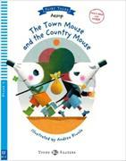 Cover-Bild zu Aesop: The Town Mouse and the Country Mouse