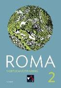 Cover-Bild zu Roma B Wortschatztraining 2 von Blessing