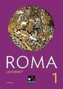 Cover-Bild zu Roma B 1 Lehrerheft von Beron, René