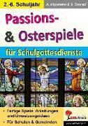 Cover-Bild zu Passions- & Osterspiele für Schulgottesdienste von Klipphahn, Anneli