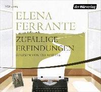 Cover-Bild zu Zufällige Erfindungen von Ferrante, Elena