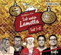 Cover-Bild zu Tod unter Lametta Teil 1 + 2 von Sting, Kai Magnus