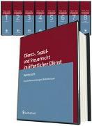Cover-Bild zu Bretschneider, Georg (Begründet v.): Dienst-, Sozial- und Steuerrecht im öffentlichen Dienst - Bundesausgabe
