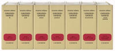 Cover-Bild zu Maunz, Theodor: Grundgesetz - Grundgesetz