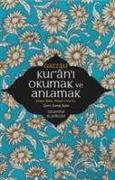 Cover-Bild zu Kurani Okumak ve Anlamak von Gazali, Imam-I