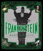 Cover-Bild zu Shelley, Mary: NEW ANNOT FRANKENSTEIN
