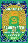 Cover-Bild zu Shelley, Mary: Frankenstein, or The Modern Prometheus