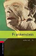 Cover-Bild zu Shelley, Mary: Oxford Bookworms Library: Level 3:: Frankenstein audio pack