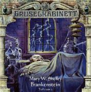 Cover-Bild zu Shelley, Mary W.: Gruselkabinett - Folge 12