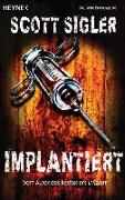 Cover-Bild zu Implantiert (eBook) von Sigler, Scott