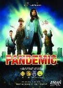 Cover-Bild zu Pandemic von Z-Man Games (Hrsg.)