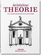 Cover-Bild zu Architekturtheorie