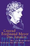 Cover-Bild zu Das Amulett von Meyer, Conrad Ferdinand