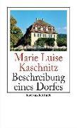 Cover-Bild zu Beschreibung eines Dorfes von Kaschnitz, Marie Luise