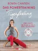 Cover-Bild zu Cantieni, Benita: Powertraining mit Tigerfeeling