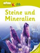 Cover-Bild zu memo Kids. Steine und Mineralien