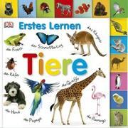 Cover-Bild zu Erstes Lernen. Tiere