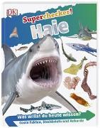Cover-Bild zu Superchecker! Haie