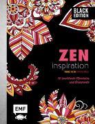 Cover-Bild zu Black Edition: Zen Inspiration