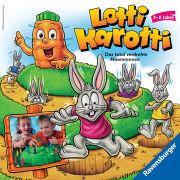 Cover-Bild zu Lotti Karotti von Steven, Ian (Illustr.)