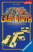 Cover-Bild zu Labyrinth - Das Kartenspiel von Kobbert, Max J. (Illustr.)