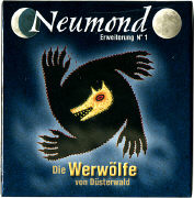 Cover-Bild zu Die Werwölfe von Düsterwald. Erweiterung 1. Neumond von Paillières, Philippe des (Idee von)