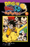 Cover-Bild zu Dragon Ball SD 5 von Akira Toriyama (Original Story),