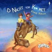 Cover-Bild zu D Nacht vom Komet von Hohler, Franz