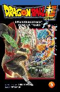 Cover-Bild zu Dragon Ball Super 5 von Akira Toriyama (Original Story)