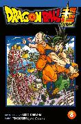 Cover-Bild zu Dragon Ball Super 8 von Akira Toriyama (Original Story)