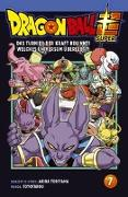 Cover-Bild zu Dragon Ball Super 7 von Akira Toriyama (Original Story)