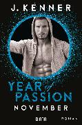 Cover-Bild zu Year of Passion. November (eBook) von Kenner, J.
