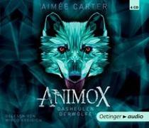 Cover-Bild zu Animox 01. Das Heulen der Wölfe (4 CD) von Carter, Aimee