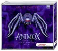 Cover-Bild zu Animox. Der Biss der schwarzen Witwe (4 CD) von Carter, Aimée