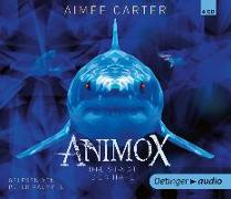 Cover-Bild zu Animox 03. Die Stadt der Haie (4 CD) von Carter, Aimee