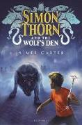 Cover-Bild zu Simon Thorn and the Wolf's Den von Carter, Aimee