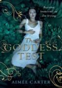 Cover-Bild zu Goddess Test (The Goddess Series, Book 1) (eBook) von Carter, Aimee