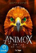 Cover-Bild zu Animox. Der Flug des Adlers (eBook) von Carter, Aimee