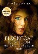 Cover-Bild zu Blackcoat Rebellion - die Bürde der Sieben von Carter, Aimée
