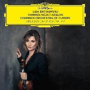 Cover-Bild zu Visions Of Prokofiev von Batiashvili, Lisa